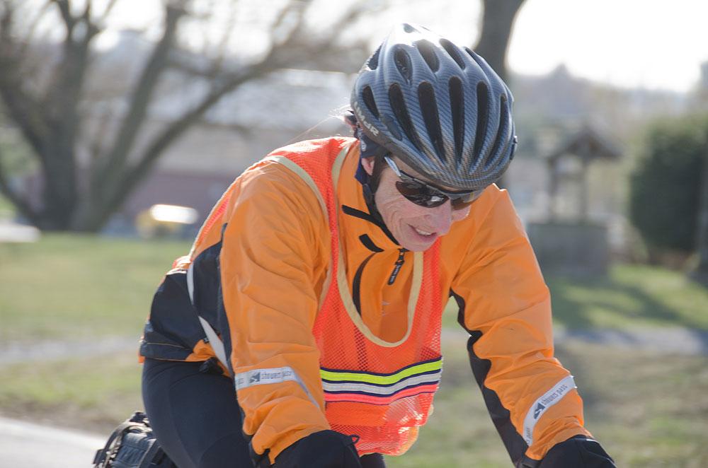 Lynn Kristisanson Riding
